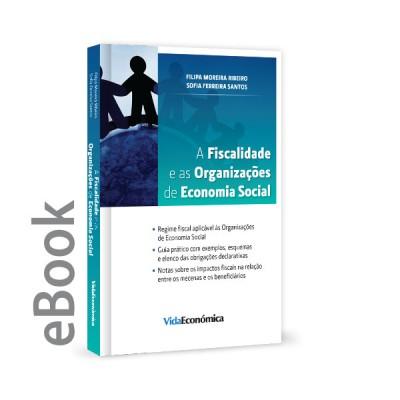 Ebook - A Fiscalidade e as Organizações de Economia Social