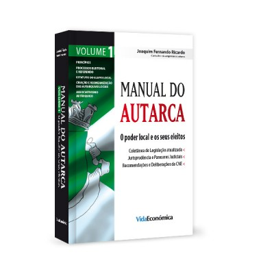 Manual do Autarca-O poder local e os seus eleitos