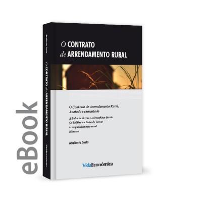Ebook - O Contrato de Arrendamento Rural