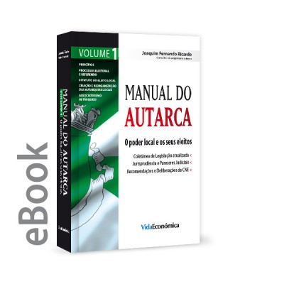 Ebook - Manual do Autarca-O poder local e os seus eleitos