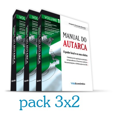 Pack Manual do Autarca-O poder local e os seus eleitos