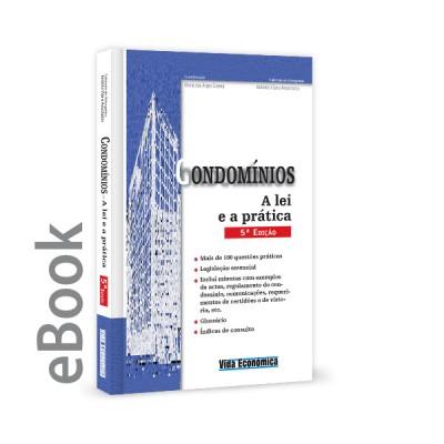 Epub - Condomínios - A lei e a prática - 5ª Edição