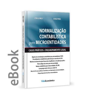 Ebook - Normalização Contabilística para Microentidades