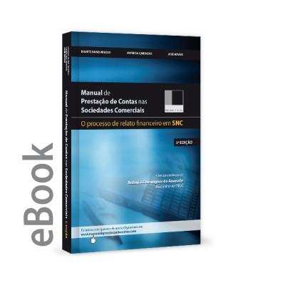 Ebook - Manual de Prestação de Contas nas Sociedades Comerciais - 3ª Edição
