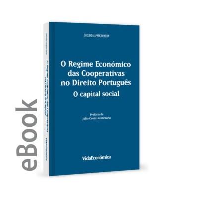 Ebook - O Regime Económico das Cooperativas no Direito Português