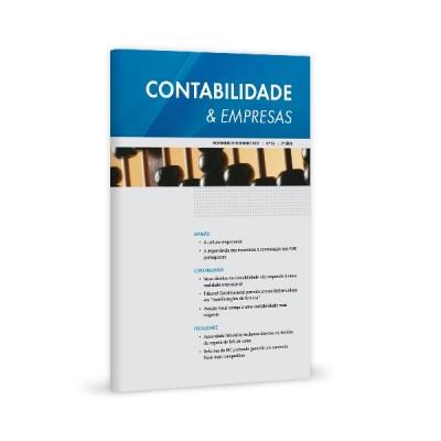 Contabilidade & Empresas - Versão Papel + Internet