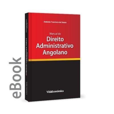 Epub - Manual de Direito Administrativo Angolano