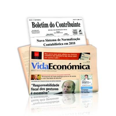 Assinatura Conjunta - Papel + Internet