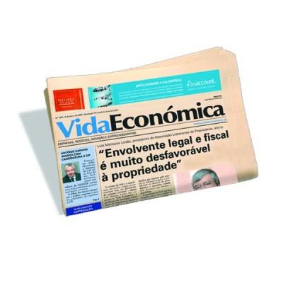 Jornal Vida Económica - Internet