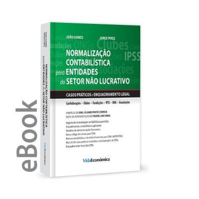 Ebook - Normalização contabilistica para entidades do setor não lucrativo