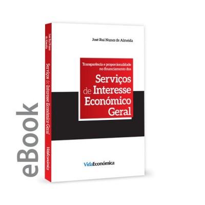 Ebook - Transparência e proporcionalidade no Financiamento dos Serviços de Interesse Económico Geral