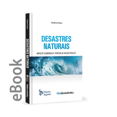 Ebook - Desastres Naturais Impacto económico e período de reconstrução