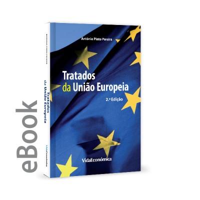 Ebook - Tratados da União Europeia - 2ª edição