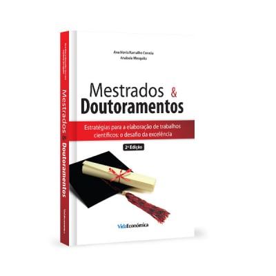 Mestrados e Doutoramentos 2ª edição