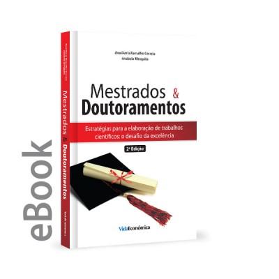 Ebook - Mestrados e Doutoramentos 2ª Edição