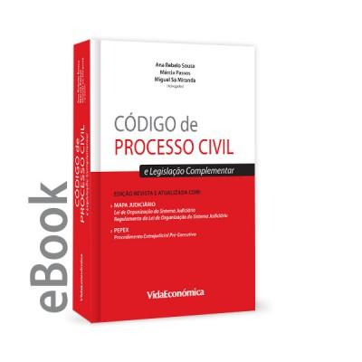 Ebook - Código de Processo Civil e Legislação Complementar