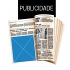 Publicidade a cores no Jornal Vida Económica