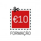 VOUCHER FORMAÇAO VE 10€