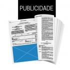 Publicidade Boletim Contribuinte ( 1/2 Página Cor)