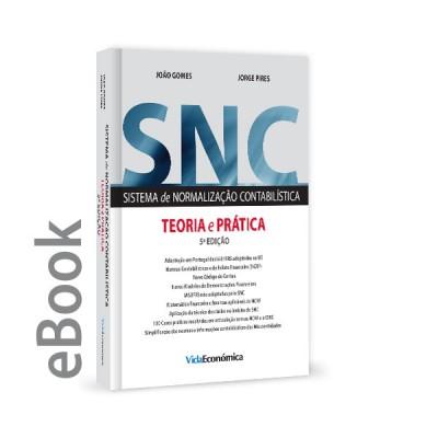 Ebook  - Sistema de Normalização Contabilistica Teoria e Prática - 5ª edição