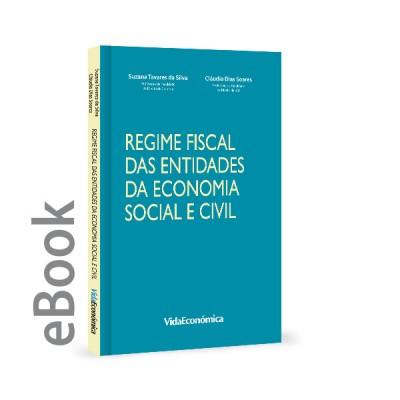 Ebook - O Regime Fiscal das Entidades da Economia Social e Civil