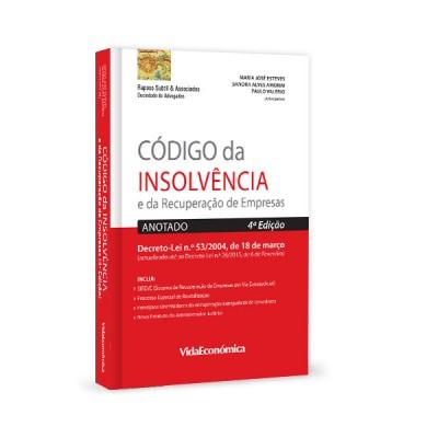Código da Insolvência e da Recuperação de Empresas Anotado (4ª Edição)