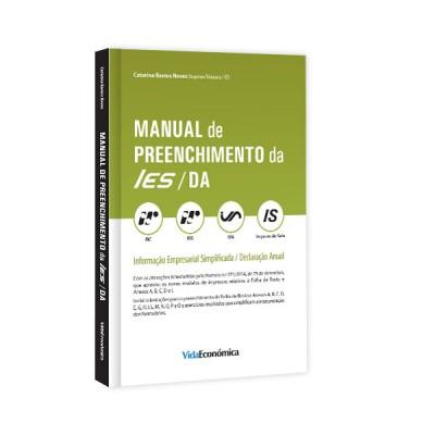 Manual de Preenchimento da IES/DA Informação Empresarial Simplificada/Declaração Anual
