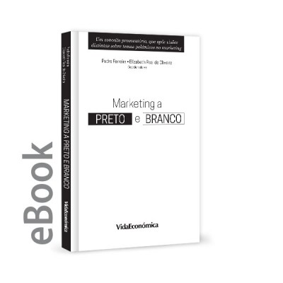 Ebook - Marketing a preto e branco