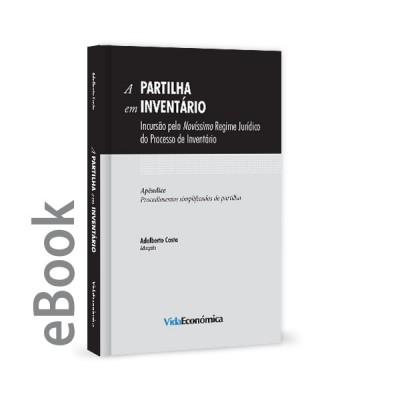 Ebook - A Partilha em Inventário
