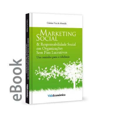 Ebook - Marketing Social & Responsabilidade Social em Organizações Sem Fins Lucrativos