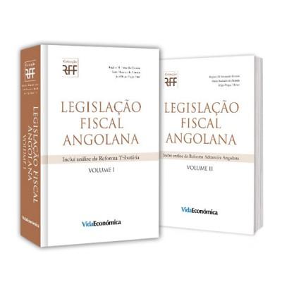 Pack Legislação Fiscal Angolana
