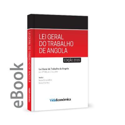 Ebook - Lei Geral do Trabalho de Angola