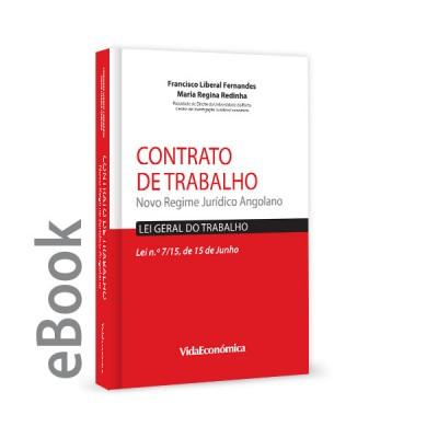 Ebook - Contrato de trabalho - Novo Regime Jurídico Angolano