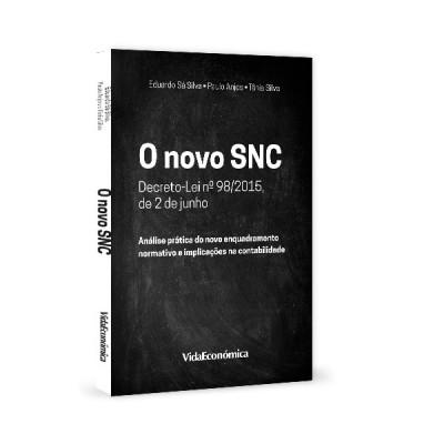 O novo SNC - Decreto-Lei n.º 98/2015, de 2 de junho