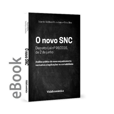 Ebook - O novo SNC - Decreto-Lei n.º 98/2015, de 2 de junho