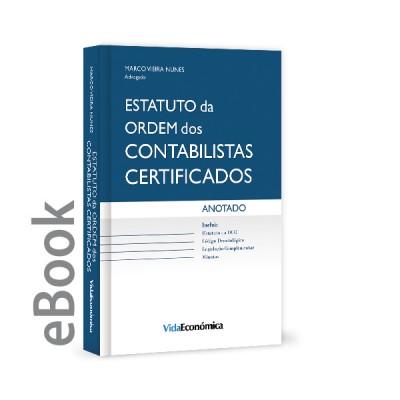 Ebook - Estatuto da Ordem dos Contabilistas Certificados Anotado