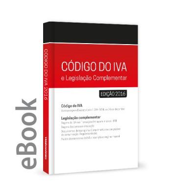 Ebook - Codigo IVA 2016 ( Bolso)