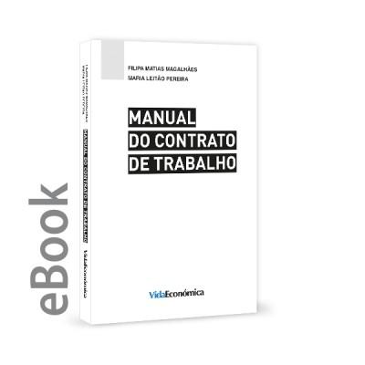 Ebook - Manual do Contrato de Trabalho