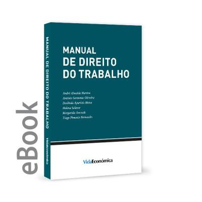 Ebook - Manual de Direito do Trabalho