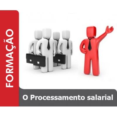 O Processamento Salarial - Porto