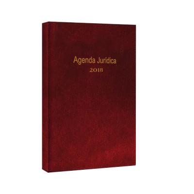 Agenda Jurídica 2018 Tradicional