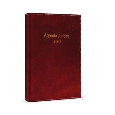 Agenda Jurídica 2018 Classique