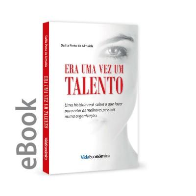 Ebook - Era Uma Vez um Talento - uma história real
