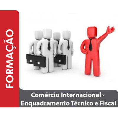 Comércio Internacional - Enquadramento Técnico e Fiscal - Lisboa