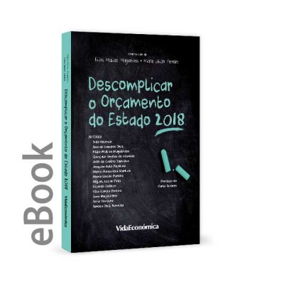 Ebook - Descomplicar o Orçamento do Estado 2018