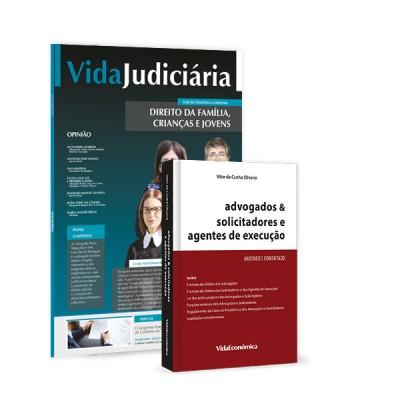 Pack Vida Judiciária + Oferta de livro
