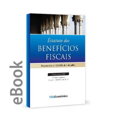 Epub - Estatuto dos Benefícios Fiscais - EBF