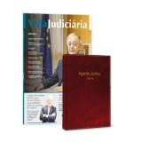 Vida Judiciária Anual - Papel+Internet + Agenda Juridica Classique 2019