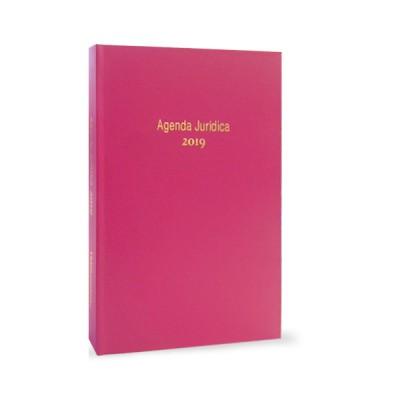 Agenda Jurídica 2019 Bolso Rosa