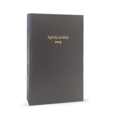 Agenda Jurídica 2019 Bolso Cinza